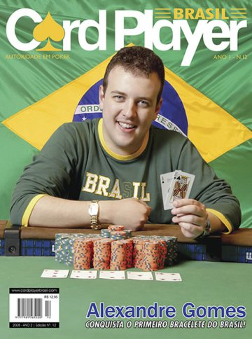 EDIÇÃO 12, julho/2008 - Alexandre Gomes