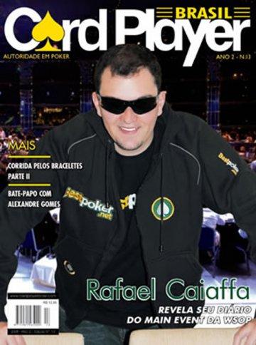 EDIÇÃO 13, agosto/2008 - Rafael Caiaffa