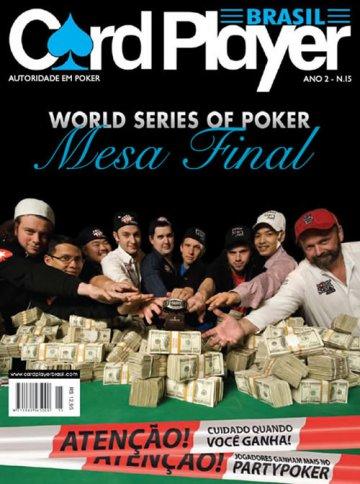 EDIÇÃO 15, outubro/2008 - WSOP 2008