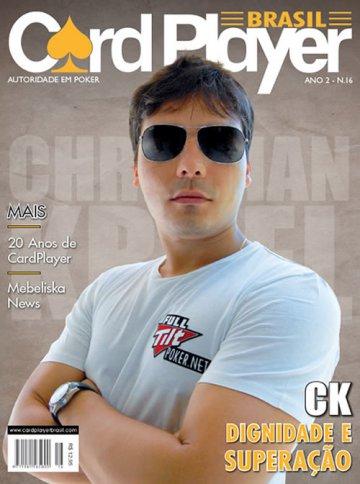 EDIÇÃO 16, novembro/2008 - Christian Kruel
