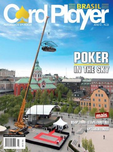 EDIÇÃO 23, junho/2009 - Poker In The Sky