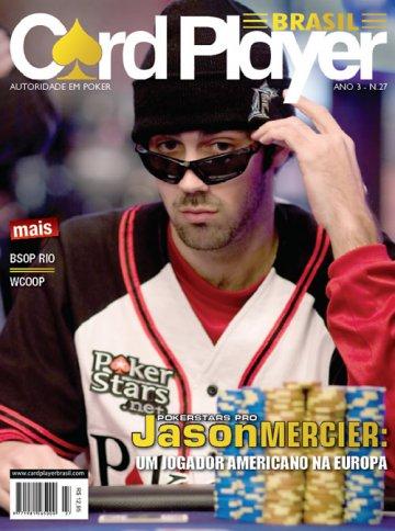 EDIÇÃO 27, outubro/2009 - Jason Mercier