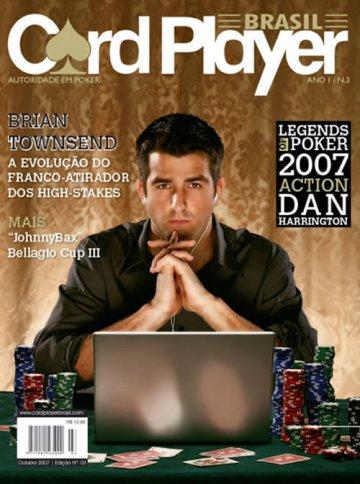 EDIÇÃO 3, outubro/2007 - Brian Townsend