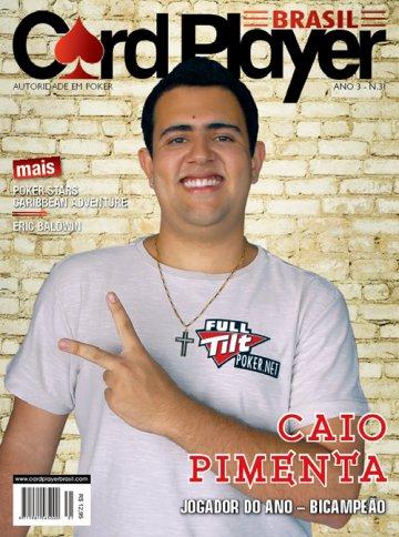 EDIÇÃO 31, fevereiro/2010 - Caio Pimenta