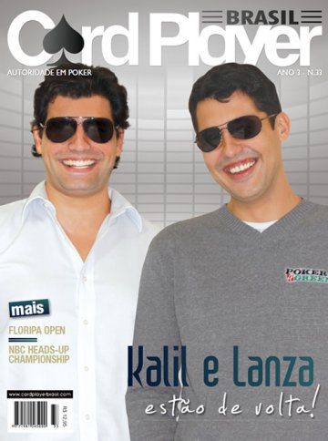 EDIÇÃO 33, abril/2010 - Kalil e Lanza