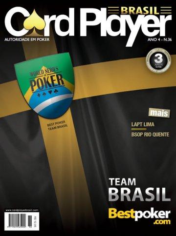 EDIÇÃO 36, julho/2010 - BestPoker Team Brazil