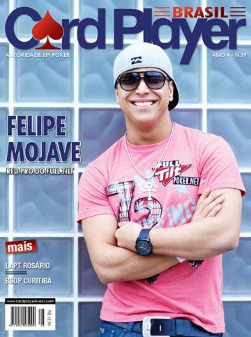 EDIÇÃO 39, outubro/2010 - Felipe Mojave