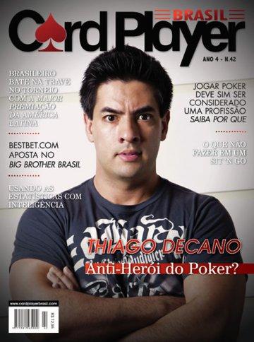 EDIÇÃO 42, janeiro/2011 - Thiago Decano
