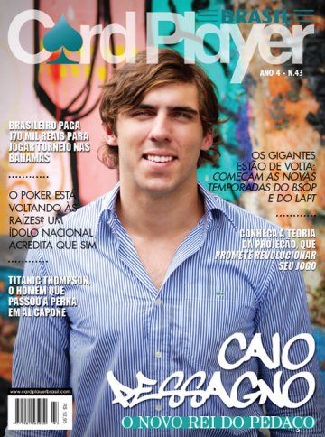 EDIÇÃO 43, fevereiro/2011 - Caio Pessagno