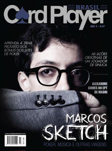 EDIÇÃO 47, junho/2011 - Marcos Sketch