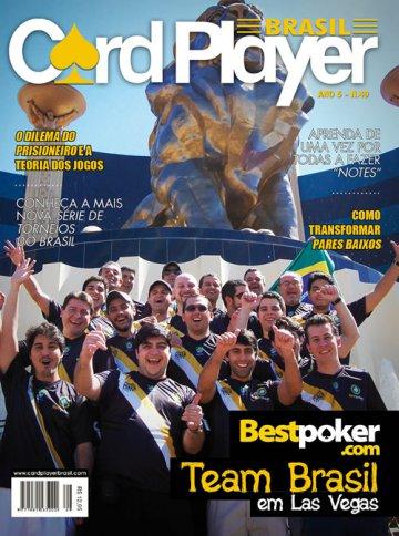 EDIÇÃO 49, agosto/2011 - BestPoker Team Brazil