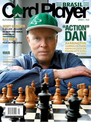 EDIÇÃO 5, dezembro/2007 - Dan Harrington