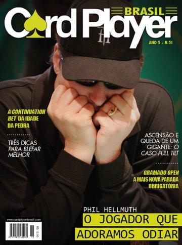 EDIÇÃO 51, outubro/2011 - Phil Hellmuth