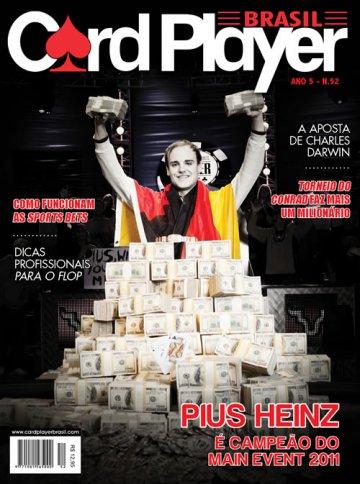 EDIÇÃO 52, novembro/2011 - Pius Heinz