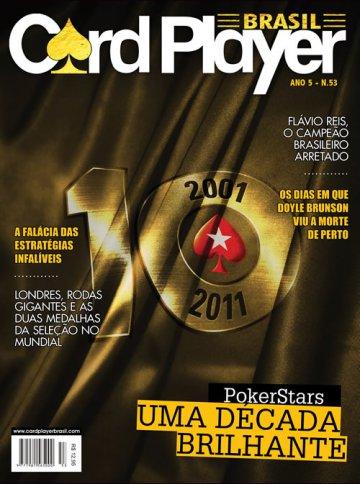 EDIÇÃO 53, dezembro/2011 - PokerStars 10 anos