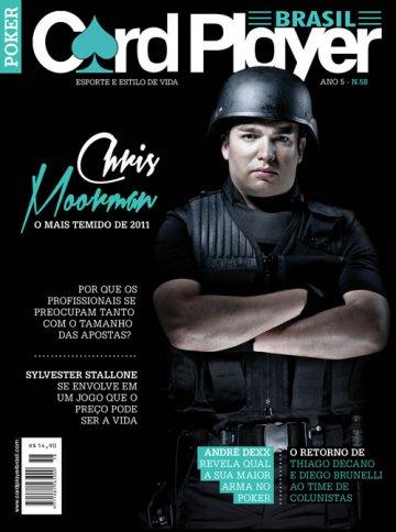 EDIÇÃO 58, maio/2012 - Chris Moorman