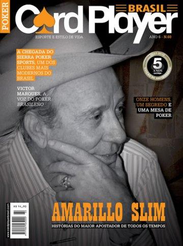 EDIÇÃO 60, julho/2012 - Amarilo Slim