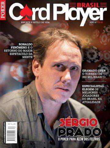EDIÇÃO 62, setembro/2012 - Sérgio Prado