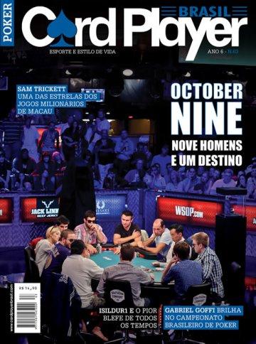 EDIÇÃO 63, outubro/2012 - October Nine