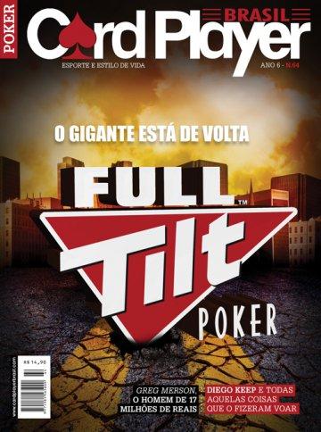 EDIÇÃO 64, novembro/2012 - Full Tilt