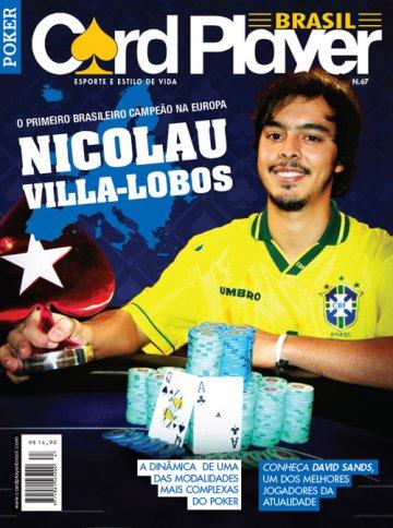 EDIÇÃO 67, fevereiro/2013 - Nicolau Villa-Lobos