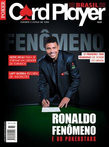 EDIÇÃO 69, abril/2013 - Ronaldo Fenômeno