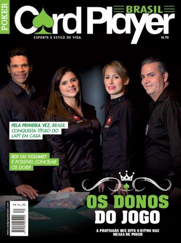 EDIÇÃO 70, Maio/2013 - Donos do Jogo