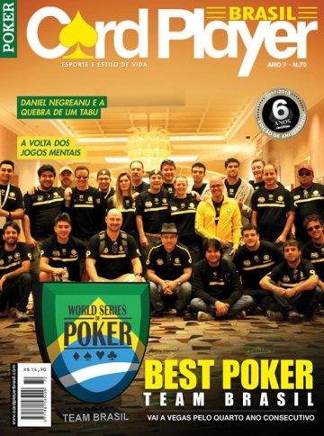 EDIÇÃO 72, Julho/2013 - BestPoker Team Brazil