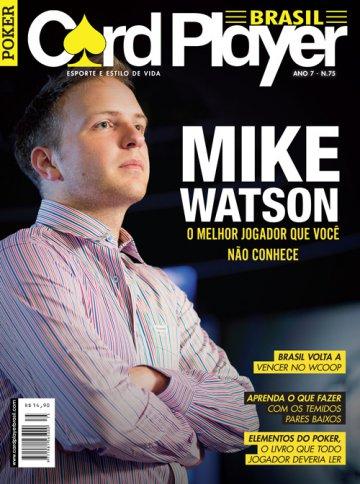 EDIÇÃO 75, outubro/2013 - Mike Watson