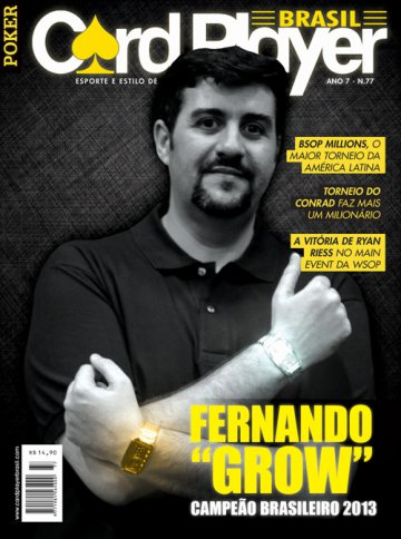 EDIÇÃO 77, dezembro/2013 - Fernando