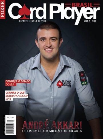 EDIÇÃO 82, maio/2014 - André Akkari