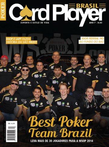 EDIÇÃO 83, junho/2014 - BestPoker Team Brazil