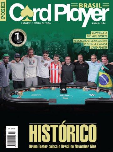 EDIÇÃO 84, julho/2014 - November Nine 2014