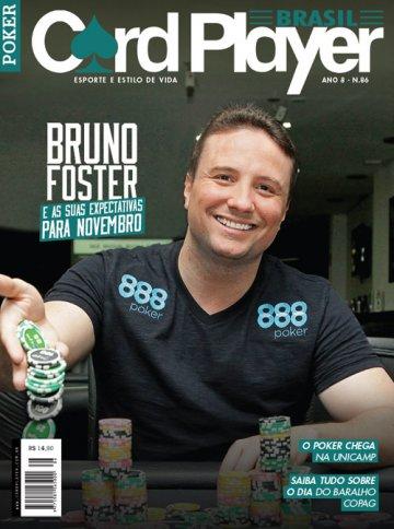 EDIÇÃO 86, setembro/2014 - Bruno Foster