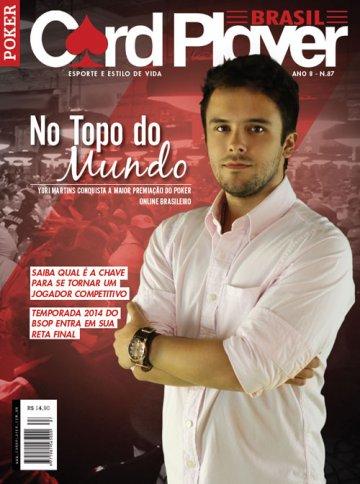 EDIÇÃO 87, outubro/2014 - Yuri Martins