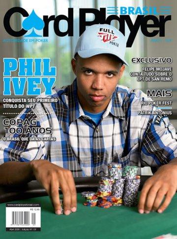 EDIÇÃO 9, abril/2008 - Phil Ivey