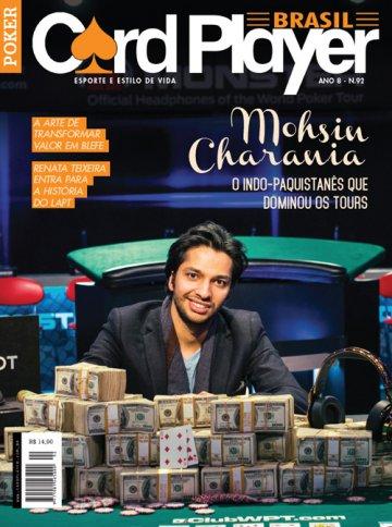 EDIÇÃO 92, março/2015 - Mohsin Charania