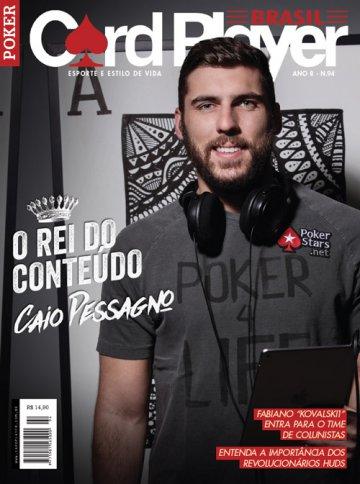 EDIÇÃO 94, maio/2015 - Caio Pessagno