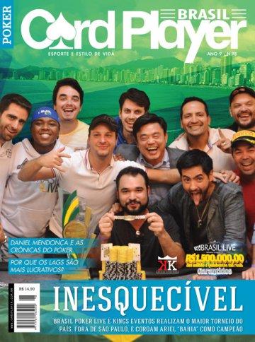 EDIÇÃO 98, setembro/2015 - Brasil Poker Live