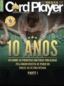 CardPlayer Brasil 120 - Ano 10, Julho/2017