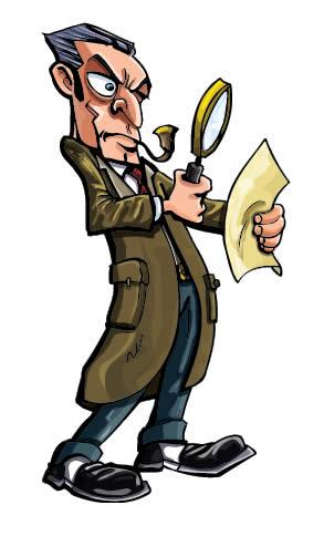 Um call à la Sherlock Holmes/CardPlayer.com.br