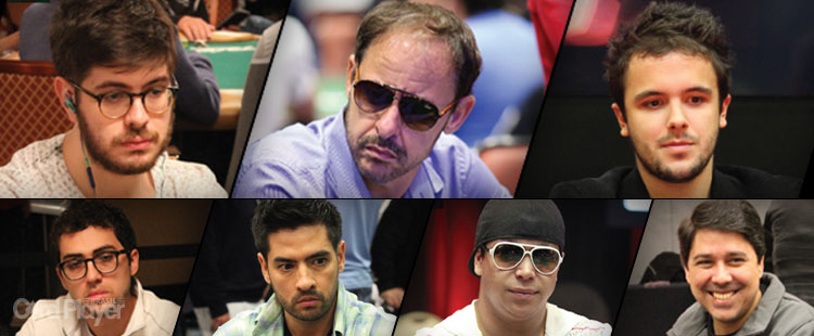 (CAPA) EDIÇÃO 109: Brasil na WSOP 2016 - Destaques Brasileiros no Maior Festival de Poker do Mundo