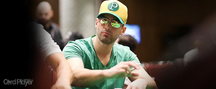 (CAPA) EDIÇÃO 113: Zidane do Poker - Rodrigo Caprioli é o novo Campeão Brasileiro de Poker