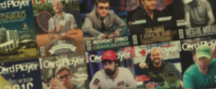 (CAPA) EDIÇÃO 114: Retrospectiva 2016 - O mundo do poker nos últimos doze meses