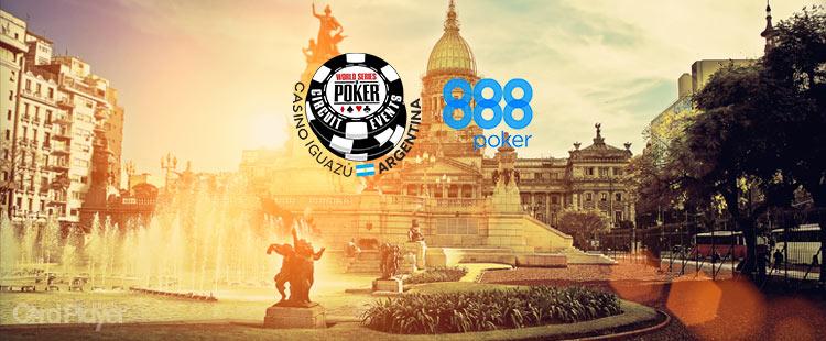 (CAPA) EDIÇÃO 118: WSOP Circuit Argentina - Com a chancela do 888poker, WSOP Circuit chega à Argentina