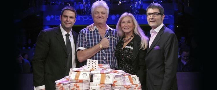 (CAPA) EDIÇÃO 28: Barry Shulman - Diretor executivo da CardPlayer Conquista o Main Event da WSOP da Europa
