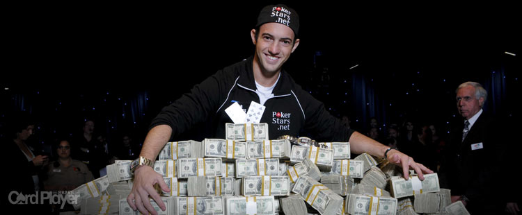 (CAPA) EDIÇÃO 29: Joe Cada - Joseph Cada vence o Main Event da World Series of Poker 2009