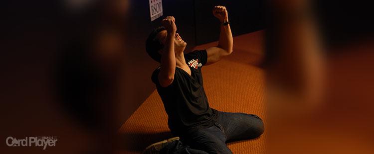 (CAPA) EDIÇÃO 37: Christian Kruel - A Consagração do Ídolo