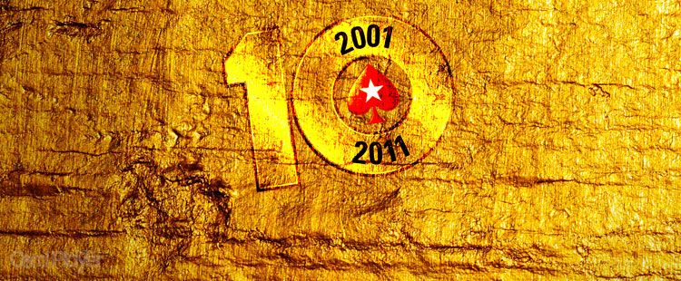 (CAPA) EDIÇÃO 53: PokerStars 10 anos - Década de ouro