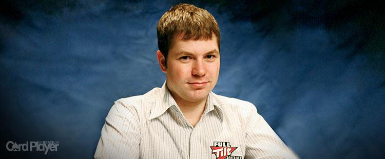 (CAPA) EDIÇÃO 6: Jonathan Little - 2007 - Um grande ano para Little